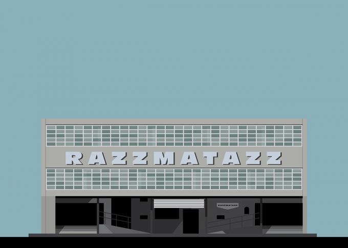 Razzmatazz, Barcellona