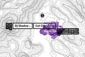 DJ Shadow + Cut Chemist: il 'riscaldamento' prima del Design Week Festival 10