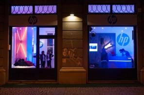 HP apre il suo Pop Up Store a Milano