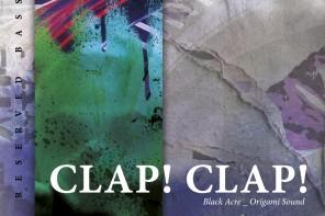 Clap! Clap! @ URBN Reggio Emilia
