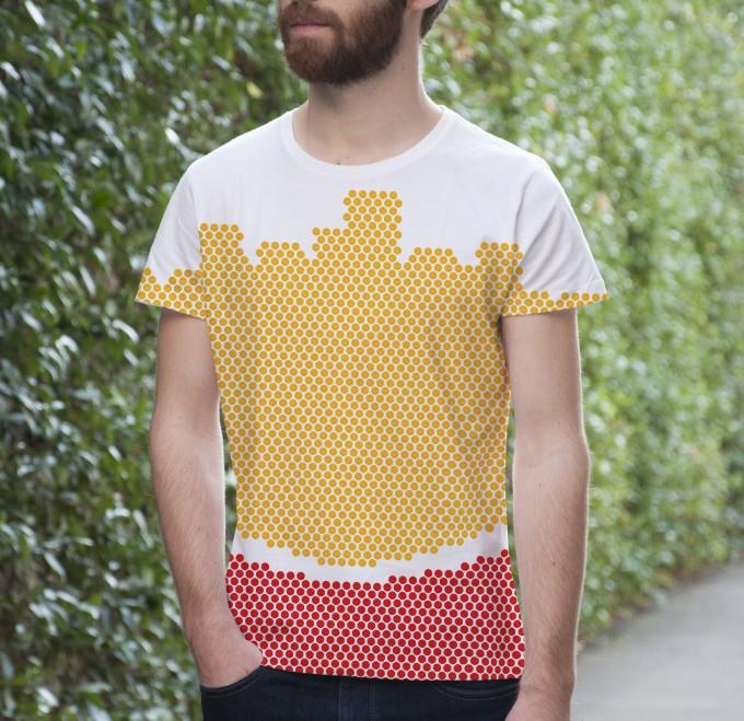 Tshirt-Frites