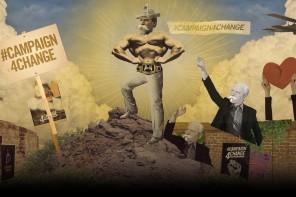 Ray-Ban #CampaignForChange | Olimpia Zagnoli