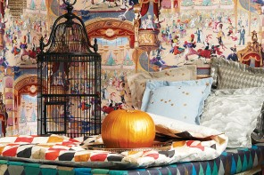 Cole & Son's Whimsical Wallpaper Collection