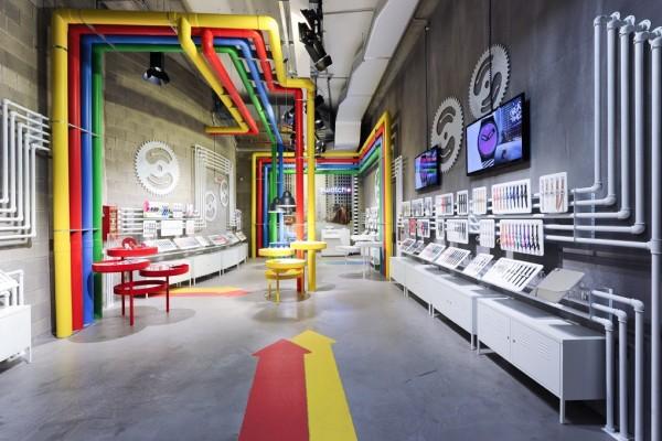Swatch Store Piazza Gae Aulenti Milano 5