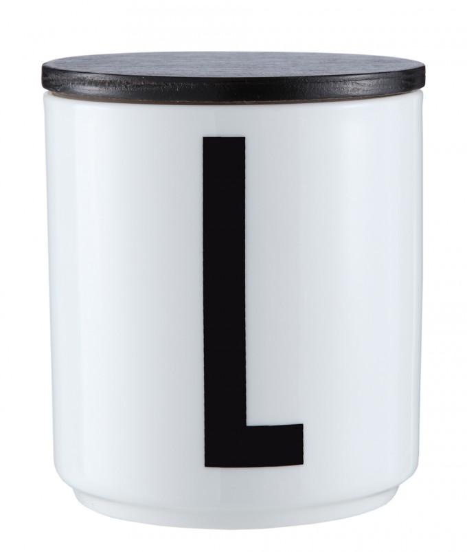 Porcelain cup (A-Z)  23,50 €