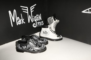 Dr. Martens X Mark Wigan collection