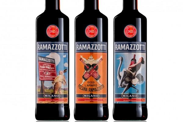 Amaro Ramazzotti_vintage collection L