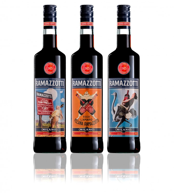 Amaro Ramazzotti_vintage collection L