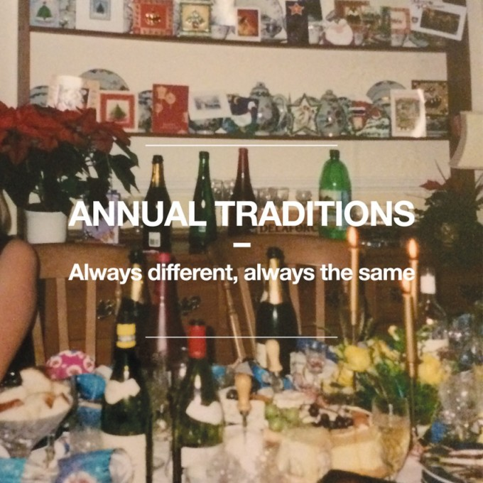Annual Traditions _ Additional _No. 15