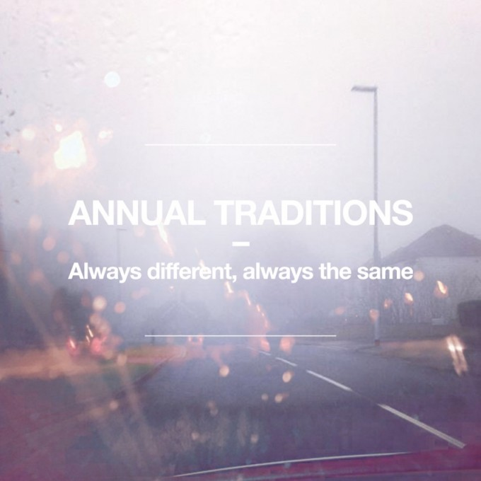 Annual Traditions _ Additional _No. 17