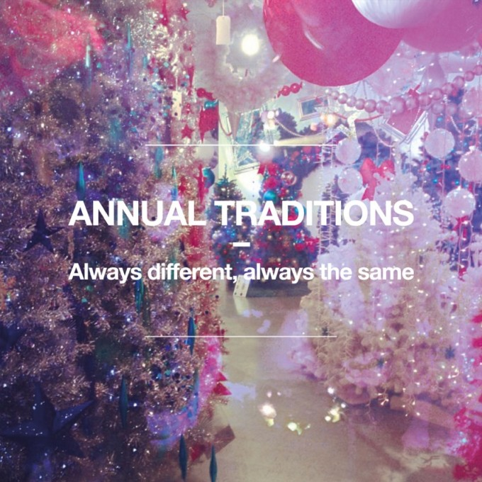 Annual Traditions _ Additional _No. 25