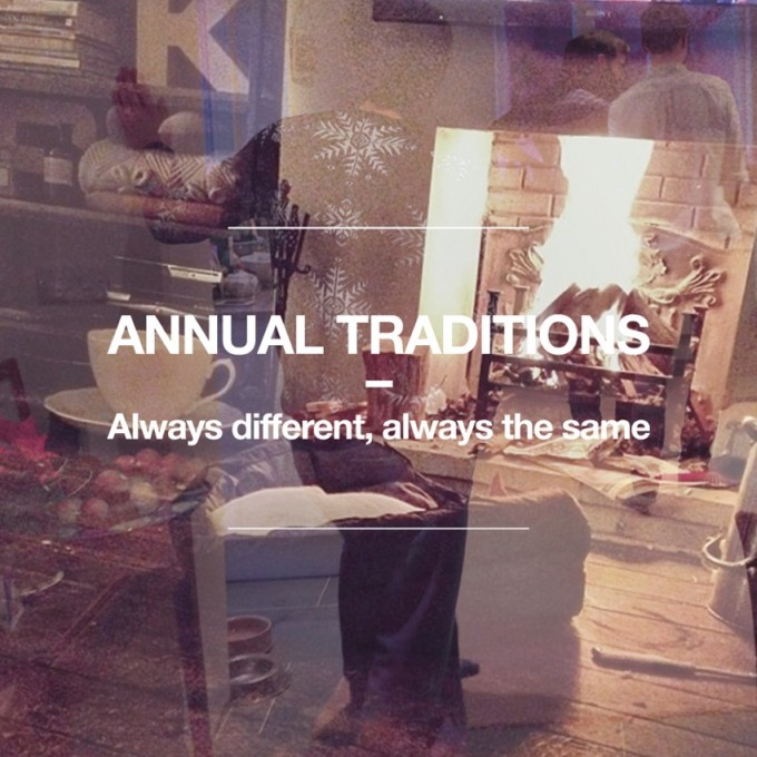 Annual Traditions _ Additional _No. 27