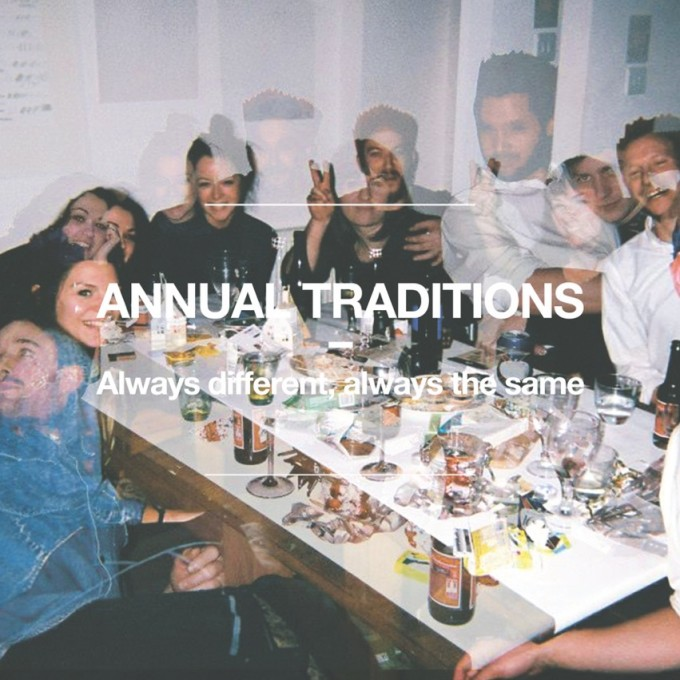 Annual Traditions _ Additional _No. 4