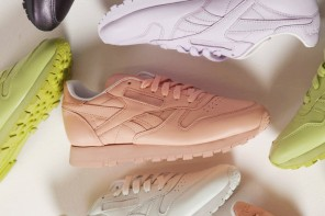 Reebok Classic x Face Stockholm: la seconda capsule collection