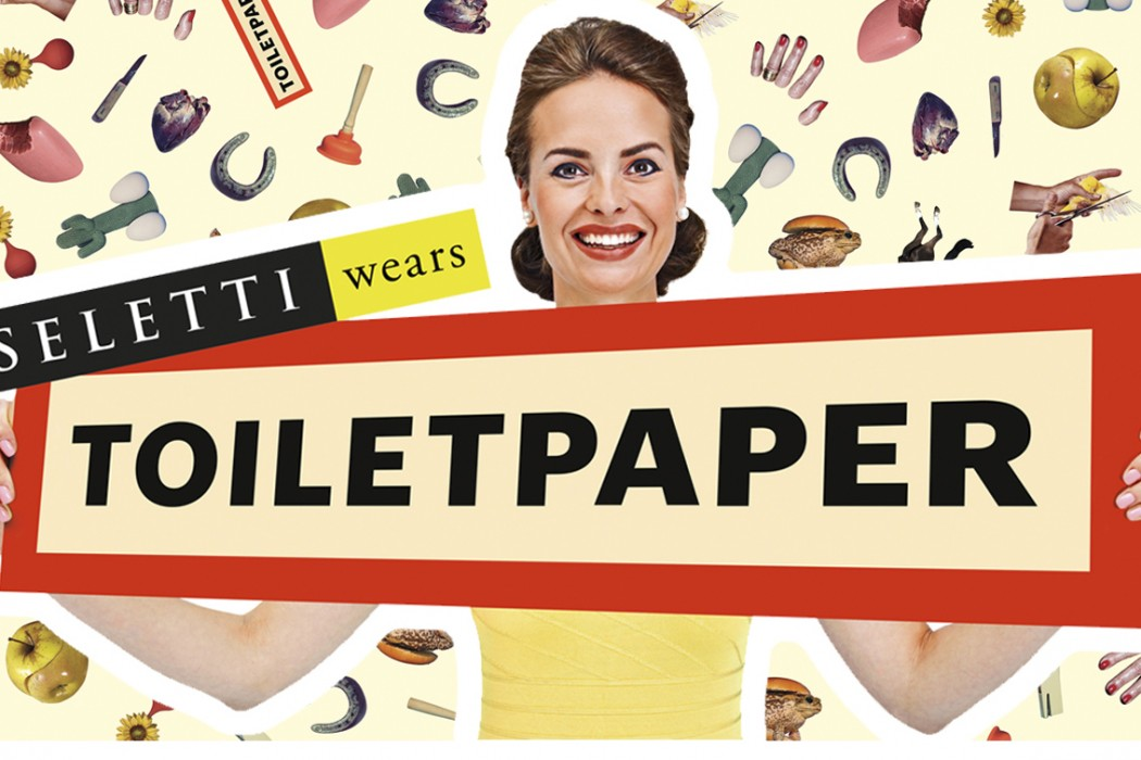 TOILET PAPER - SELETTI