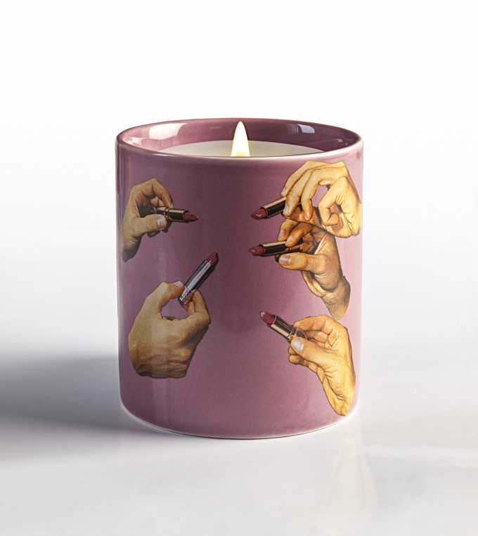 Seletti wears Toiletpaper - candle