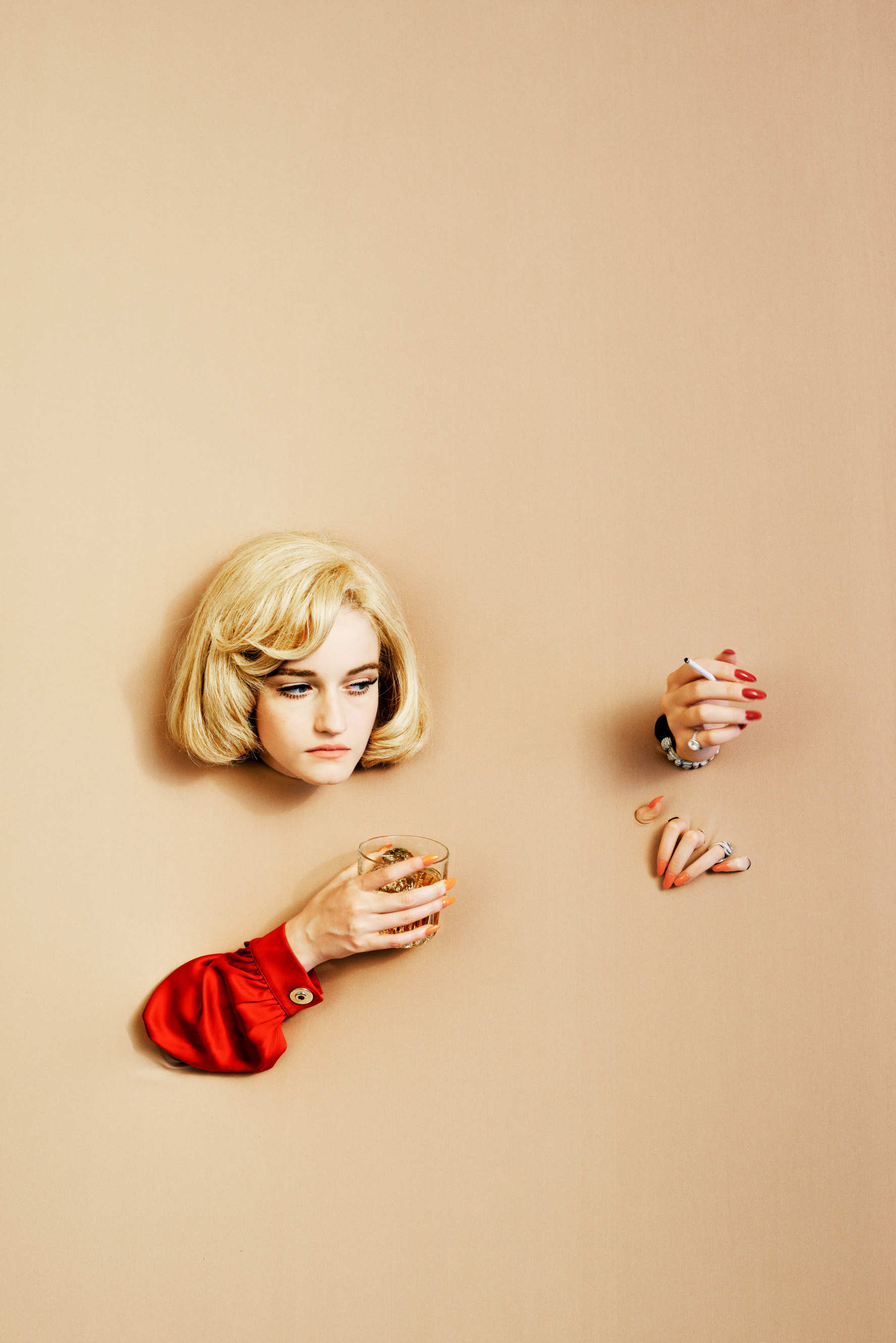 1 ALEX PRAGER :: GARAGE MAGAZINE