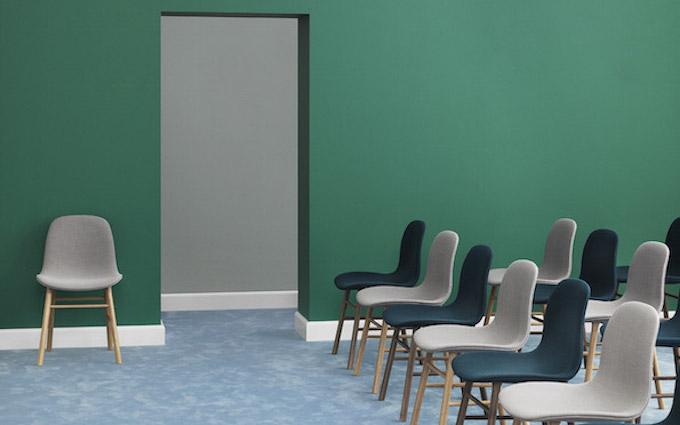 2. Normann Copenhagen form upholstery 2