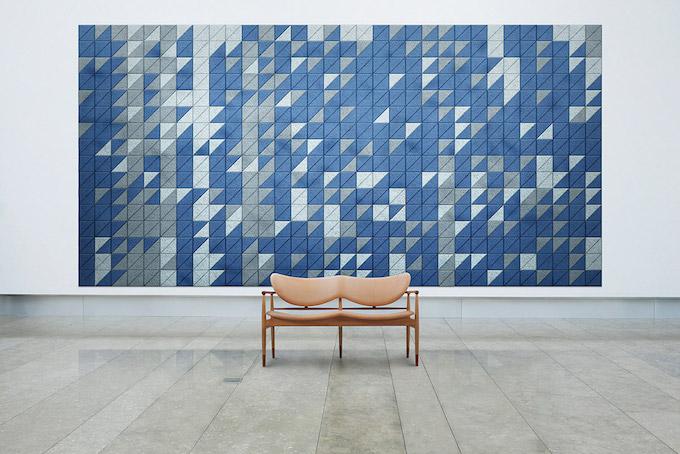9. BAUX Acoustic Tile