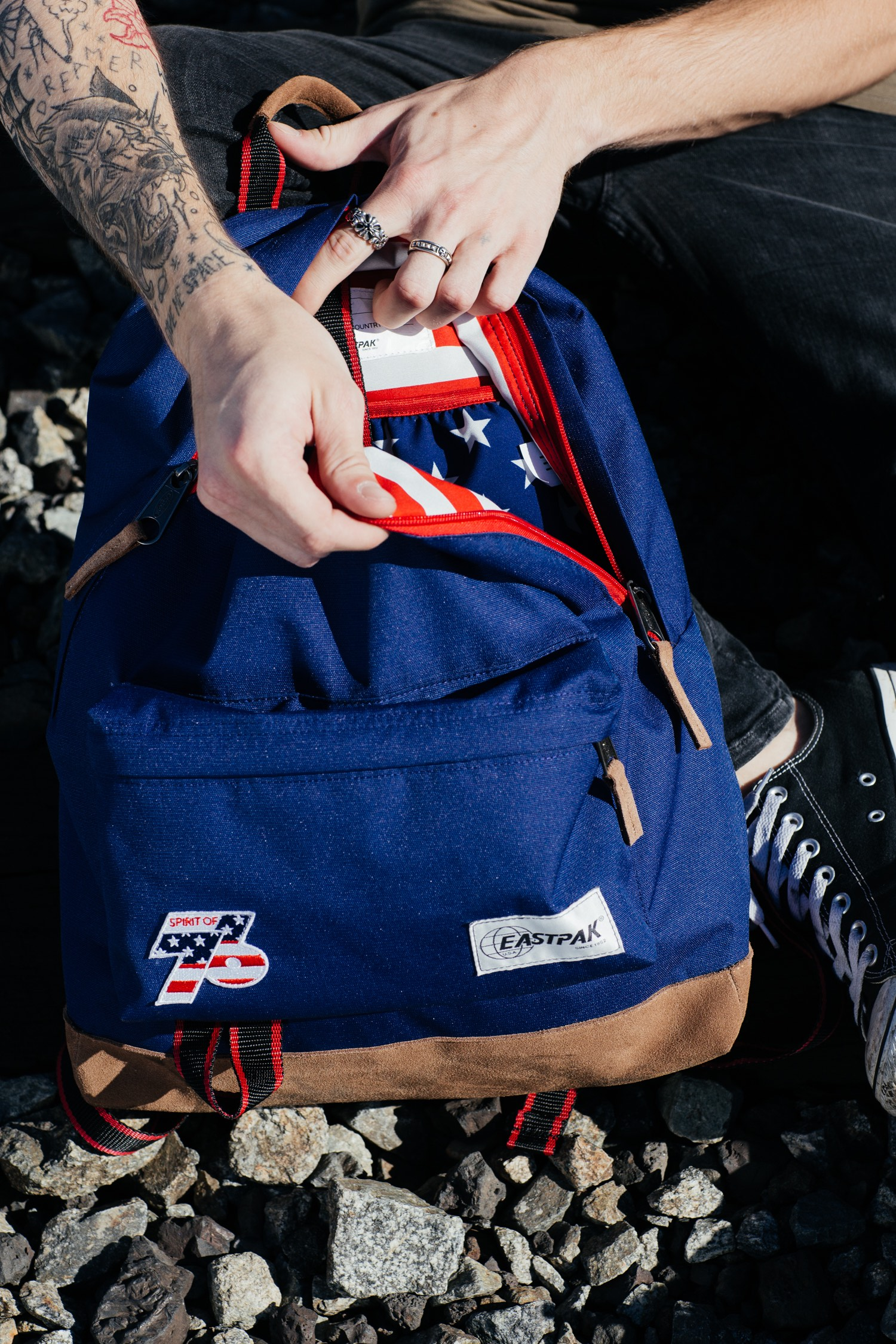 "Eastpak ""Spirit of '76"""