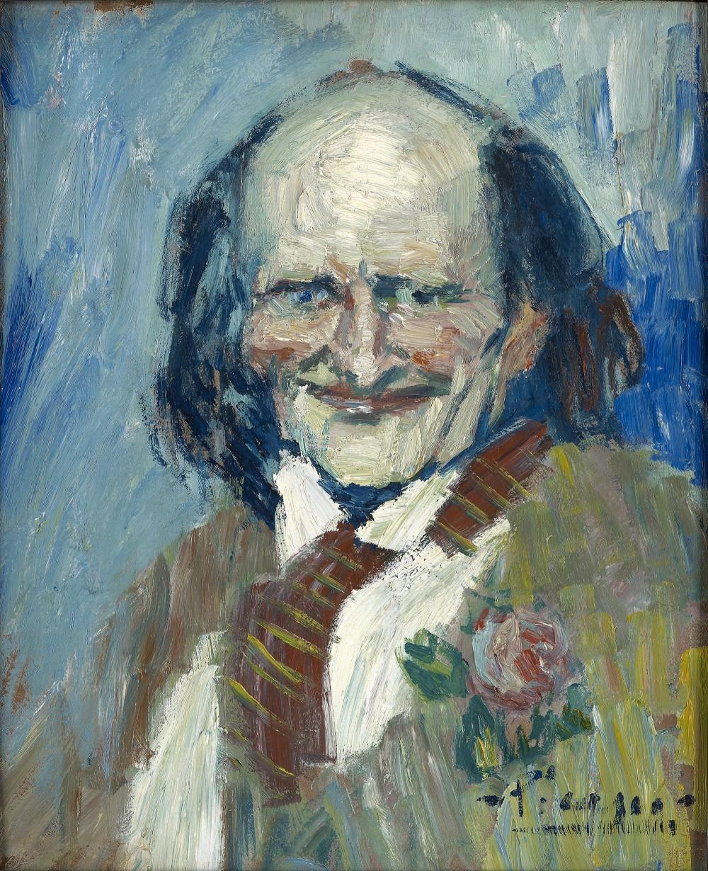 Picasso Portraits_Pablo Picasso_Bibi-la-Purée