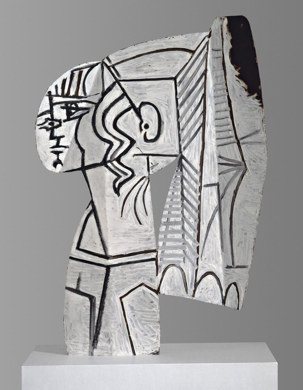 Picasso Portraits_Pablo Picasso_Sylvette