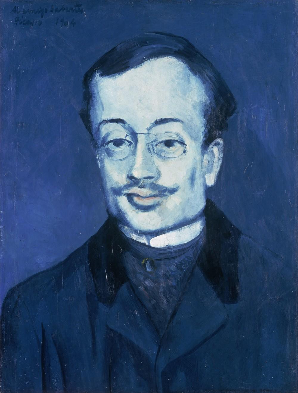 Artist: Pablo Picasso Portraits