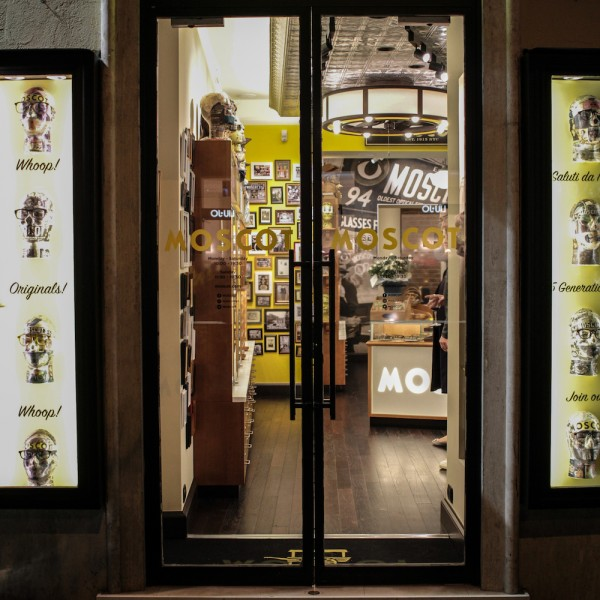 MOSCOT Rome_ingresso
