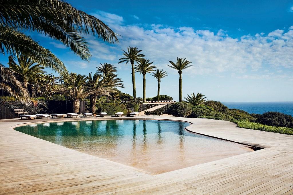 Case Di Pietra Pantelleria : Affitti isola di pantelleria per vacanze con iha privati