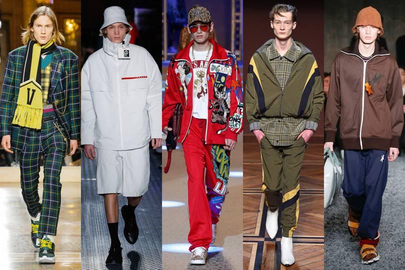 d1c5b89474 Le tendenze moda uomo per l'autunno - Polkadot