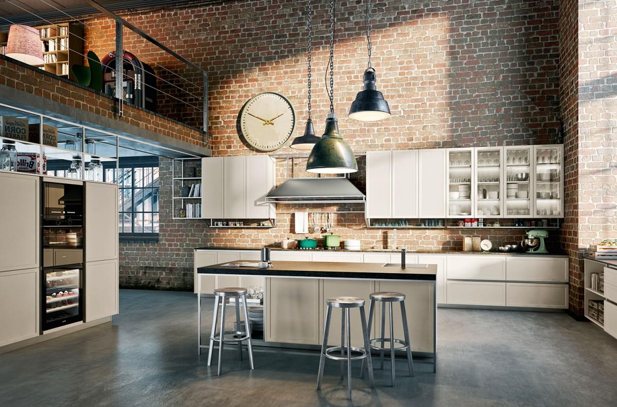 Arredamento stile industriale in poche mosse polkadot for Appartamento design industriale