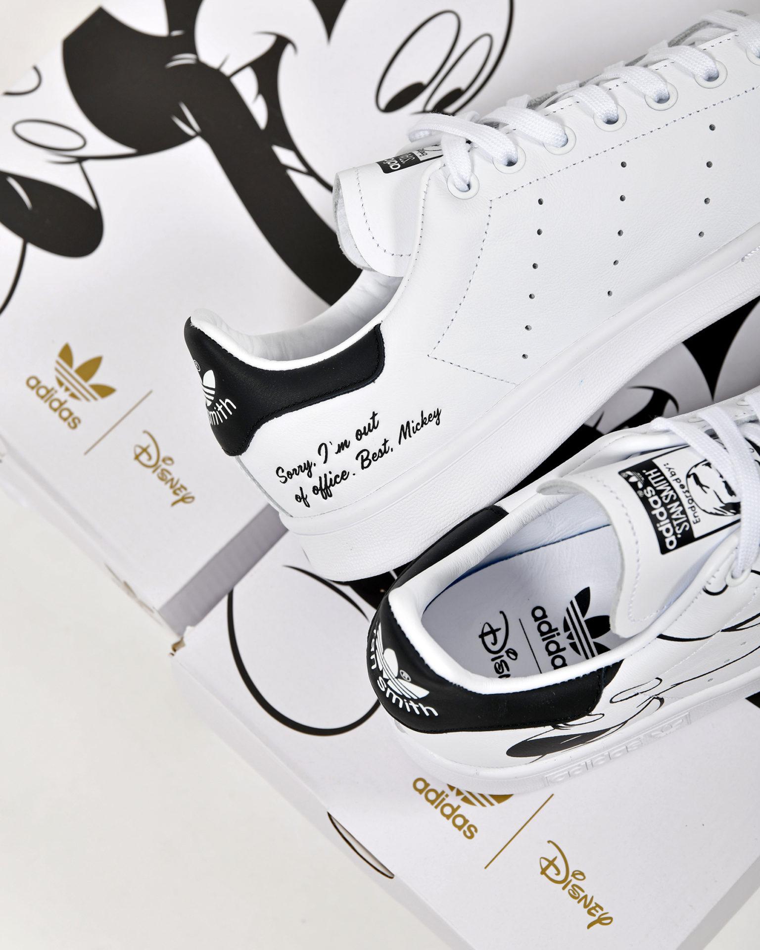 adidas Originals CNY: Mickey Mouse Pack Polkadot